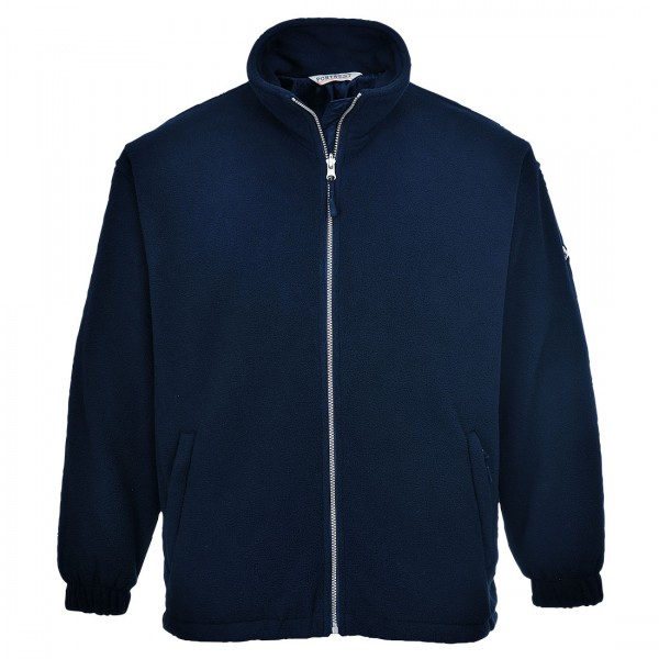 F285 Winddichte Fleecejacke