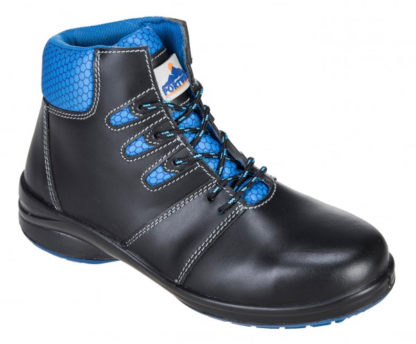 FT49 Portwest Steelite Lily - Damenstiefel S1, Blau